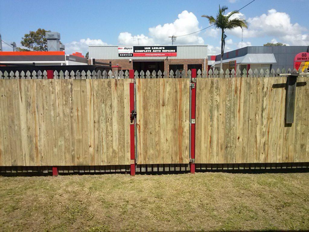 herveybaymaintenance fence and gate 2 gallery
